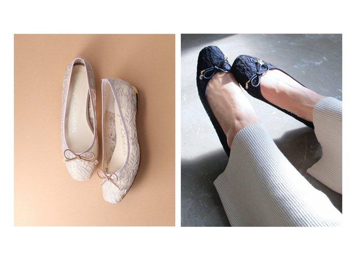 【Bridget Birkin/ブリジット バーキン】の【Bridget Birkin】ハートビーズバレエパンプス 【シューズ・靴】おすすめ!人気、トレンド・レディースファッションの通販 おすすめ人気トレンドファッション通販アイテム 人気、トレンドファッション・服の通販 founy(ファニー) ファッション Fashion レディースファッション WOMEN 送料無料 Free Shipping シューズ フィット リボン  ID:crp329100000030956