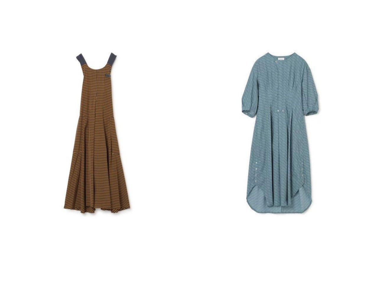 【EARIH/アーリ】のPIOPELE SCALF STRAP DRESS&WAVE PATTERN WAIST TACK DRESS 【ワンピース・ドレス】おすすめ!人気、トレンド・レディースファッションの通販 おすすめで人気の流行・トレンド、ファッションの通販商品 メンズファッション・キッズファッション・インテリア・家具・レディースファッション・服の通販 founy(ファニー) https://founy.com/ ファッション Fashion レディースファッション WOMEN ワンピース Dress ドレス Party Dresses 2021年 2021 2021春夏・S/S SS/Spring/Summer/2021 S/S・春夏 SS・Spring/Summer エレガント スカーフ チェック ドレス ノースリーブ フレア ポケット 洗える |ID:crp329100000031141