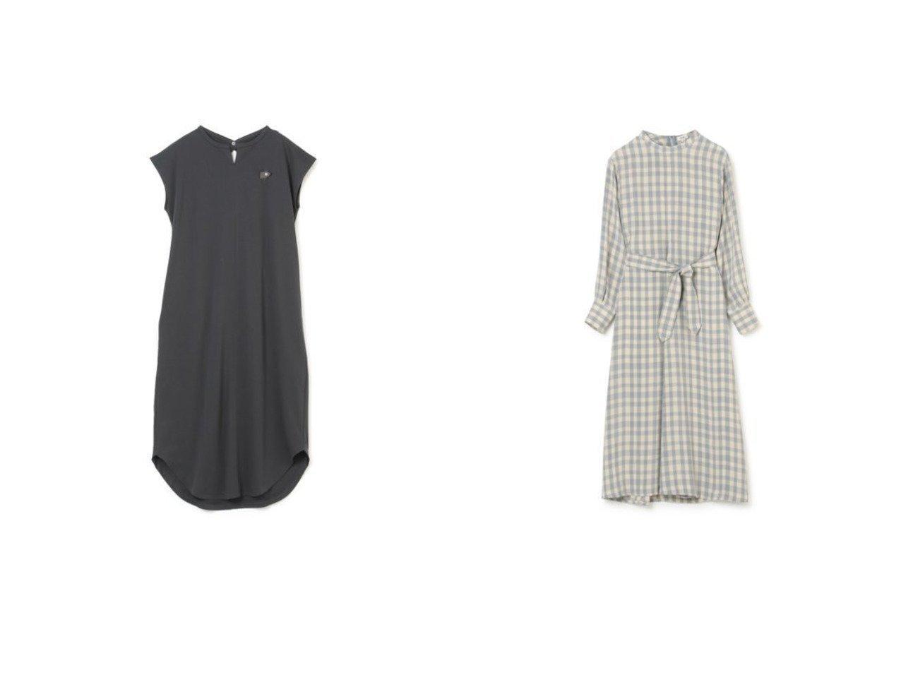 【EARIH/アーリ】のPUNCH OPEN BACK MAXI DRESS&【SCYE/サイ】のViscose Check Dress 【ワンピース・ドレス】おすすめ!人気、トレンド・レディースファッションの通販 おすすめで人気の流行・トレンド、ファッションの通販商品 メンズファッション・キッズファッション・インテリア・家具・レディースファッション・服の通販 founy(ファニー) https://founy.com/ ファッション Fashion レディースファッション WOMEN ワンピース Dress ドレス Party Dresses シャツワンピース Shirt Dresses マキシワンピース Maxi Dress カフス クラシカル スタンド チェック ドレス フォーマル 長袖 2021年 2021 2021春夏・S/S SS/Spring/Summer/2021 S/S・春夏 SS・Spring/Summer スタイリッシュ スリット バランス マキシ ラウンド 半袖 洗える |ID:crp329100000031142