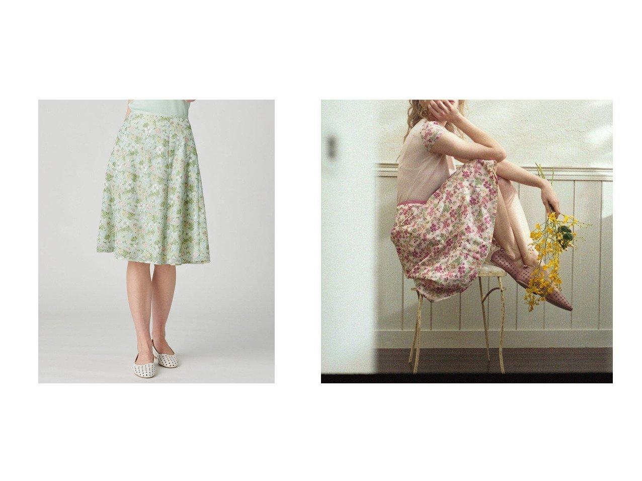 【TOCCA/トッカ】の【洗える!】WOODHAM EMB スカート 【スカート】おすすめ!人気、トレンド・レディースファッションの通販 おすすめで人気の流行・トレンド、ファッションの通販商品 メンズファッション・キッズファッション・インテリア・家具・レディースファッション・服の通販 founy(ファニー) https://founy.com/ ファッション Fashion レディースファッション WOMEN スカート Skirt 送料無料 Free Shipping 2021年 2021 2021春夏・S/S SS/Spring/Summer/2021 洗える |ID:crp329100000031411