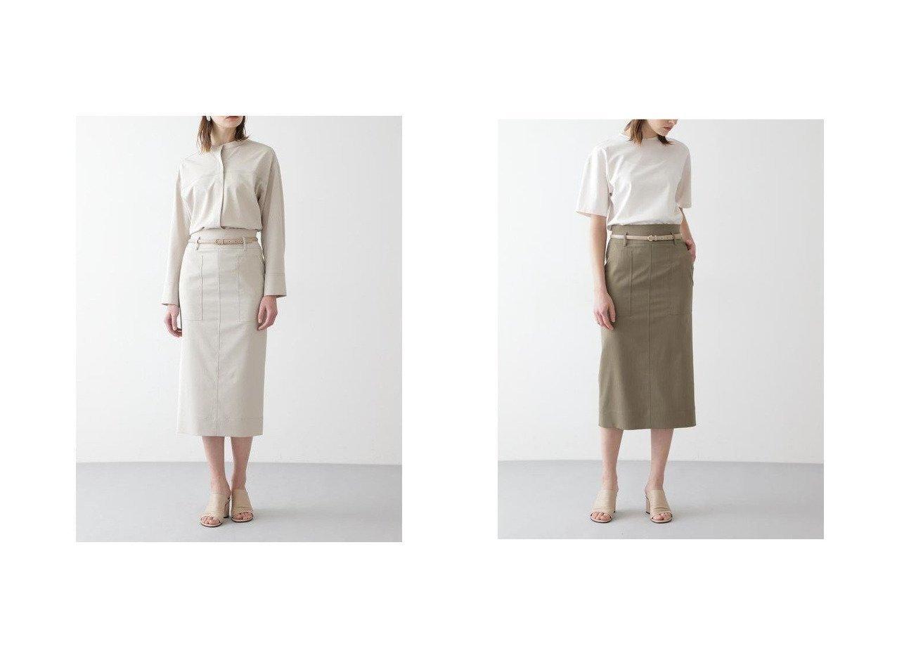 【BOSCH/ボッシュ】のPLメランジセットアップスカート 【スカート】おすすめ!人気、トレンド・レディースファッションの通販 おすすめで人気の流行・トレンド、ファッションの通販商品 メンズファッション・キッズファッション・インテリア・家具・レディースファッション・服の通販 founy(ファニー) https://founy.com/ ファッション Fashion レディースファッション WOMEN セットアップ Setup スカート Skirt キュプラ ジャケット スタンダード セットアップ タイトスカート ポケット リボン 再入荷 Restock/Back in Stock/Re Arrival |ID:crp329100000031424
