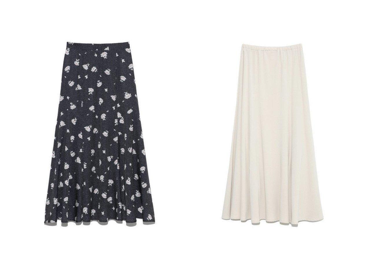 【Lily Brown/リリーブラウン】のドットフラワースカート&【Mila Owen/ミラオーウェン】のSET UPジャージナロースカート 【スカート】おすすめ!人気、トレンド・レディースファッションの通販 おすすめで人気の流行・トレンド、ファッションの通販商品 メンズファッション・キッズファッション・インテリア・家具・レディースファッション・服の通販 founy(ファニー) https://founy.com/ ファッション Fashion レディースファッション WOMEN スカート Skirt ウォッシャブル ジャージ ジャージー スマート パジャマ パープル リラックス ロング 再入荷 Restock/Back in Stock/Re Arrival イエロー 春 Spring サテン シンプル スペシャル ドット なめらか フラワー フレア ミックス S/S・春夏 SS・Spring/Summer おすすめ Recommend |ID:crp329100000031426