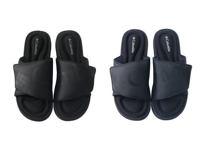【Columbia/コロンビア】の【UNISEX】アーバンバージ スライド/サンダル 【シューズ・靴】おすすめ!人気、トレンド・レディースファッションの通販 おすすめ人気トレンドファッション通販アイテム 人気、トレンドファッション・服の通販 founy(ファニー) ファッション Fashion レディースファッション WOMEN スポーツウェア Sportswear サンダル / ミュール Sandals スポーツ シューズ Shoes UNISEX クッション サンダル シューズ スポーツ リラックス |ID:crp329100000031434