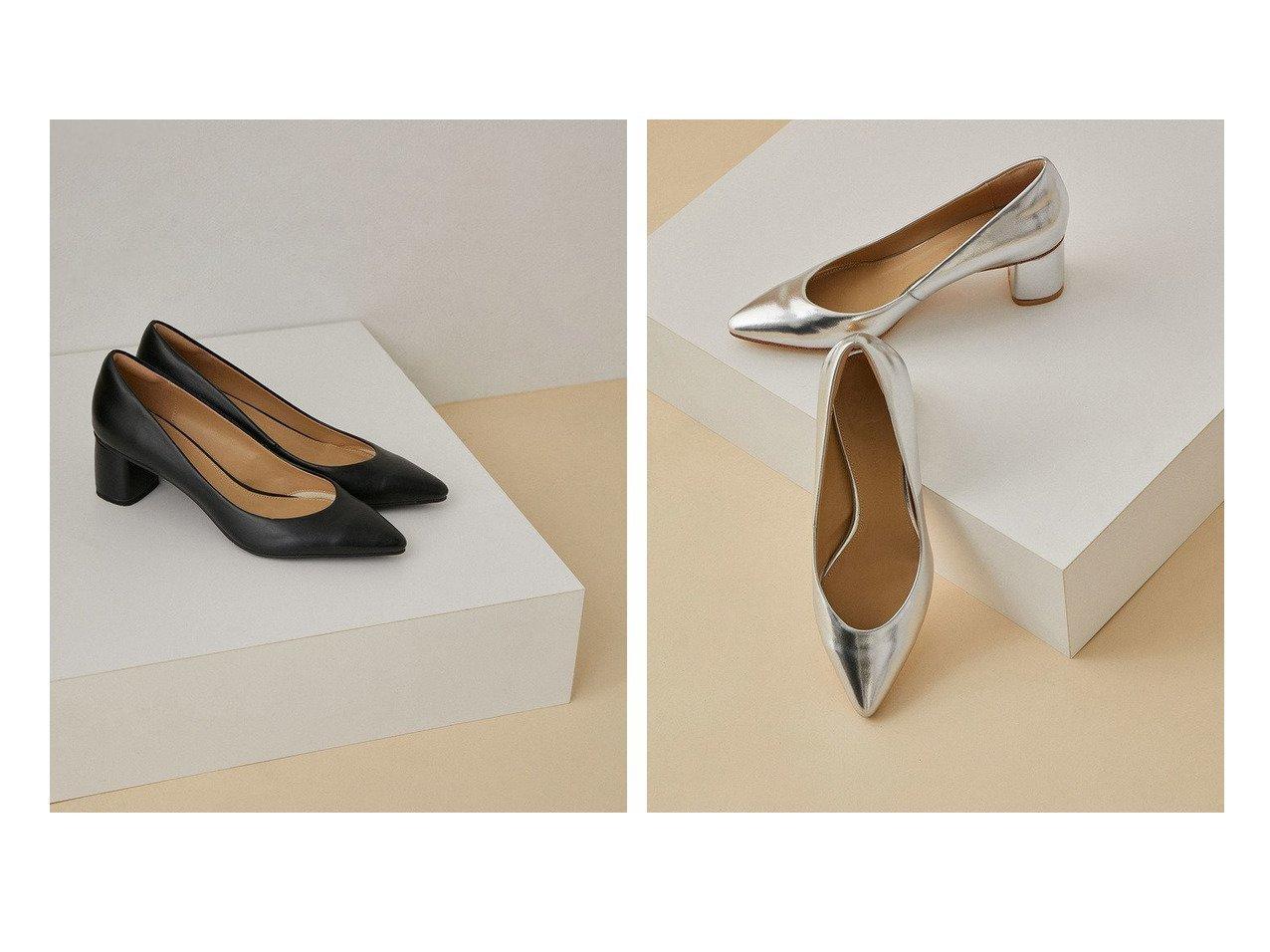 【ADAM ET ROPE'/アダム エ ロペ】のブロックヒールボロネーゼパンプス 【シューズ・靴】おすすめ!人気、トレンド・レディースファッションの通販 おすすめで人気の流行・トレンド、ファッションの通販商品 メンズファッション・キッズファッション・インテリア・家具・レディースファッション・服の通販 founy(ファニー) https://founy.com/ ファッション Fashion レディースファッション WOMEN 春 Spring シューズ シルバー ストッキング タイツ トレンド 定番 Standard バランス フィット ブロック 2021年 2021 再入荷 Restock/Back in Stock/Re Arrival S/S・春夏 SS・Spring/Summer 2021春夏・S/S SS/Spring/Summer/2021 |ID:crp329100000031437