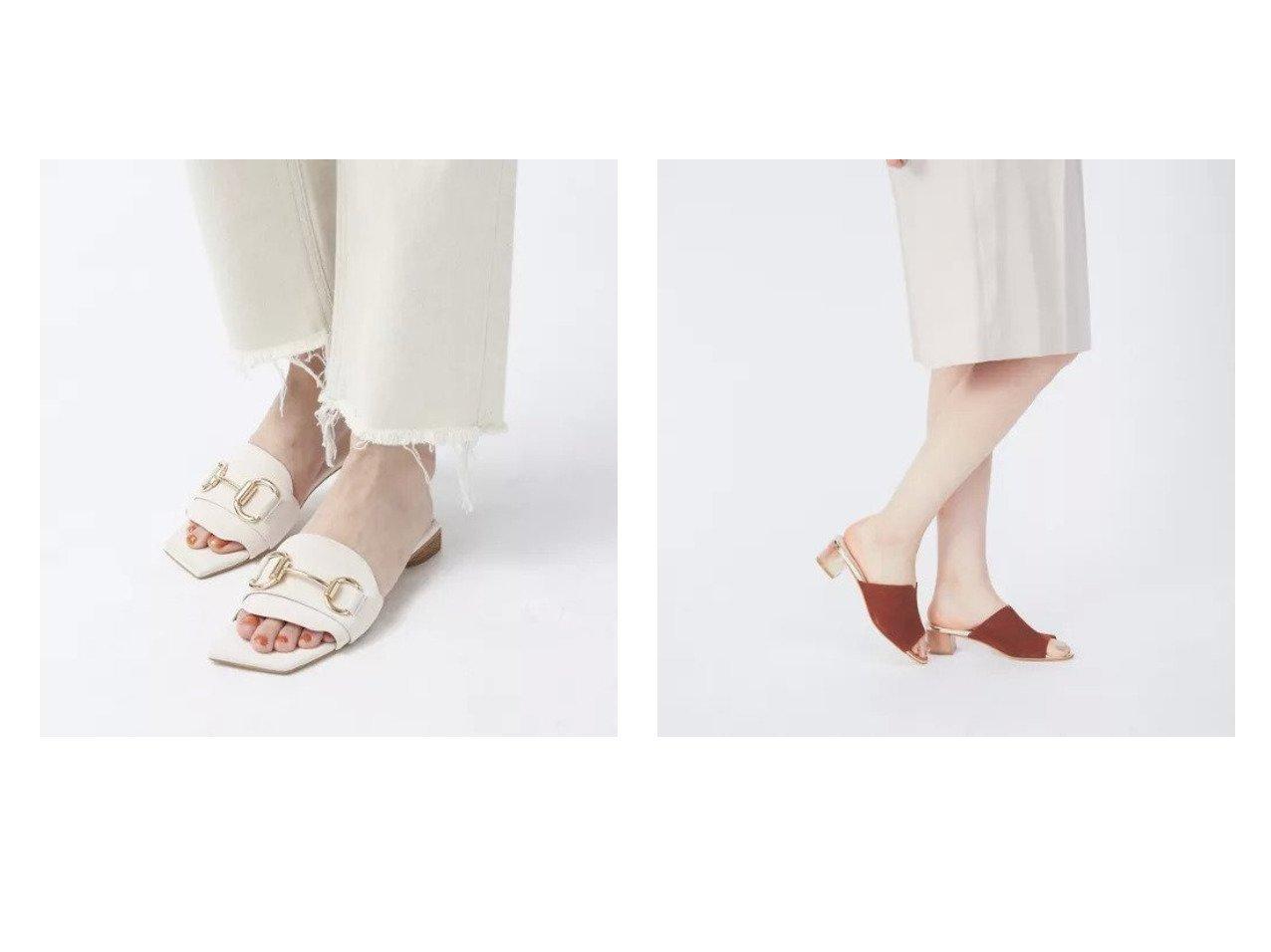 【Au BANNISTER/オゥ バニスター】のアシンメトリービットサンダル&マーブルヒールミュール 【シューズ・靴】おすすめ!人気、トレンド・レディースファッションの通販 おすすめで人気の流行・トレンド、ファッションの通販商品 メンズファッション・キッズファッション・インテリア・家具・レディースファッション・服の通販 founy(ファニー) https://founy.com/ ファッション Fashion レディースファッション WOMEN サンダル シューズ トレンド ブロック マーブル ミュール アシンメトリー ベーシック |ID:crp329100000031439