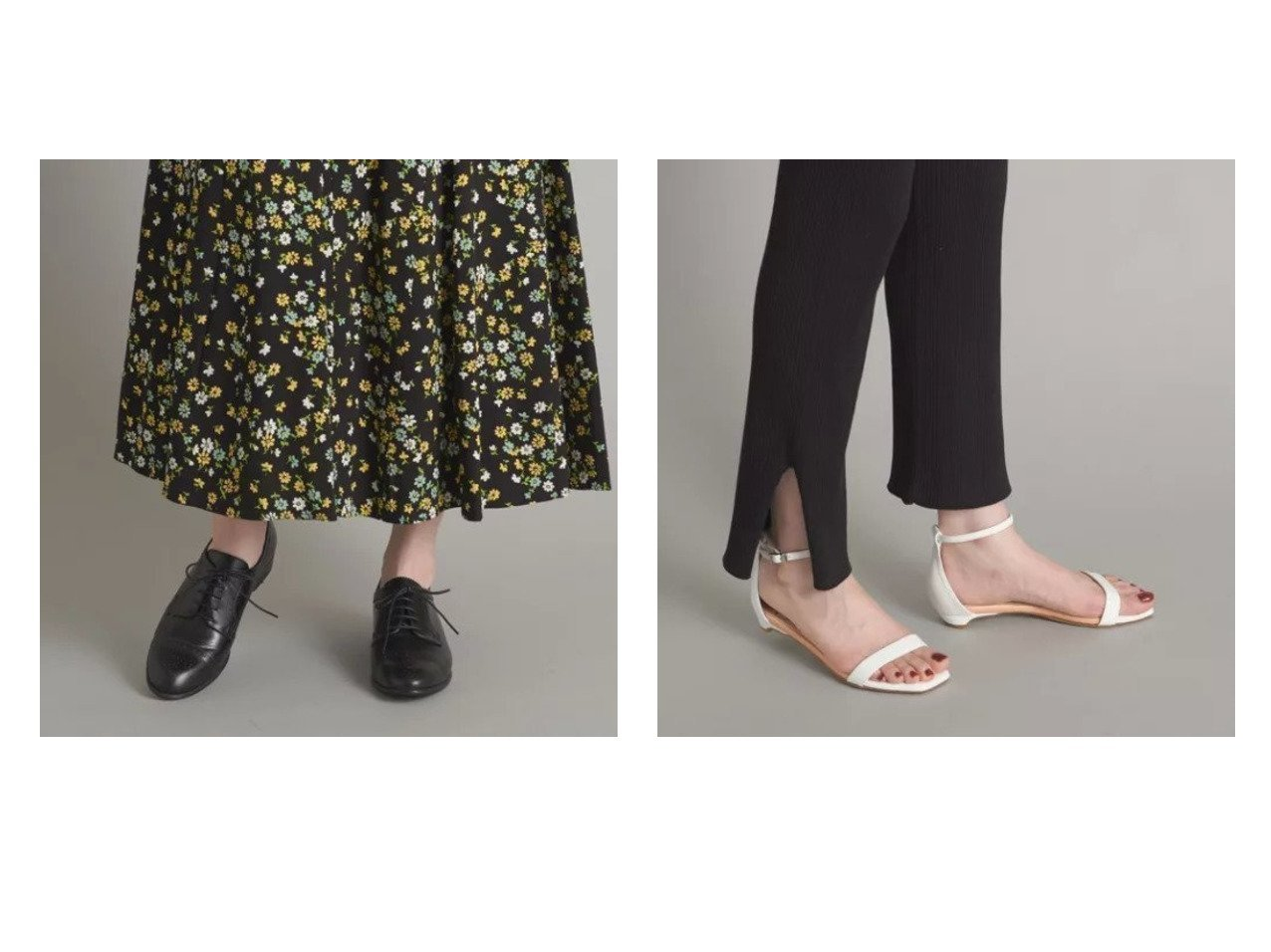 【Odette e Odile/オデット エ オディール】のOFC メダリオン FLT25↓↑&【WEB限定】O ワンベルト サンダル15●↓↑ 【シューズ・靴】おすすめ!人気、トレンド・レディースファッションの通販 おすすめで人気の流行・トレンド、ファッションの通販商品 メンズファッション・キッズファッション・インテリア・家具・レディースファッション・服の通販 founy(ファニー) https://founy.com/ ファッション Fashion レディースファッション WOMEN ベルト Belts シューズ 人気 フラット |ID:crp329100000031440