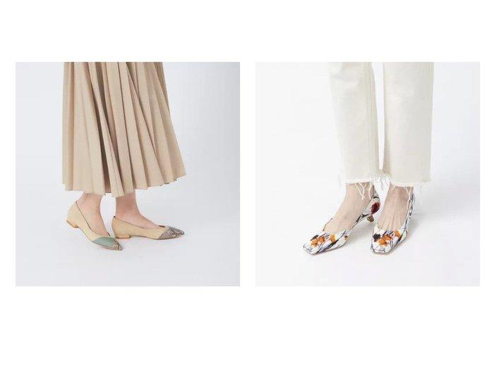 【Piche Abahouse/ピシェ アバハウス】の切り替えフラットパンプス&【Au BANNISTER/オゥ バニスター】のスクエアトゥサイドオープンパンプス 【シューズ・靴】おすすめ!人気、トレンド・レディースファッションの通販 おすすめファッション通販アイテム インテリア・キッズ・メンズ・レディースファッション・服の通販 founy(ファニー) https://founy.com/ ファッション Fashion レディースファッション WOMEN イエロー 春 Spring クッション 今季 シューズ 定番 Standard 人気 パイソン フィット フラット ブロック ベーシック おすすめ Recommend S/S・春夏 SS・Spring/Summer クール デニム トレンド |ID:crp329100000031444