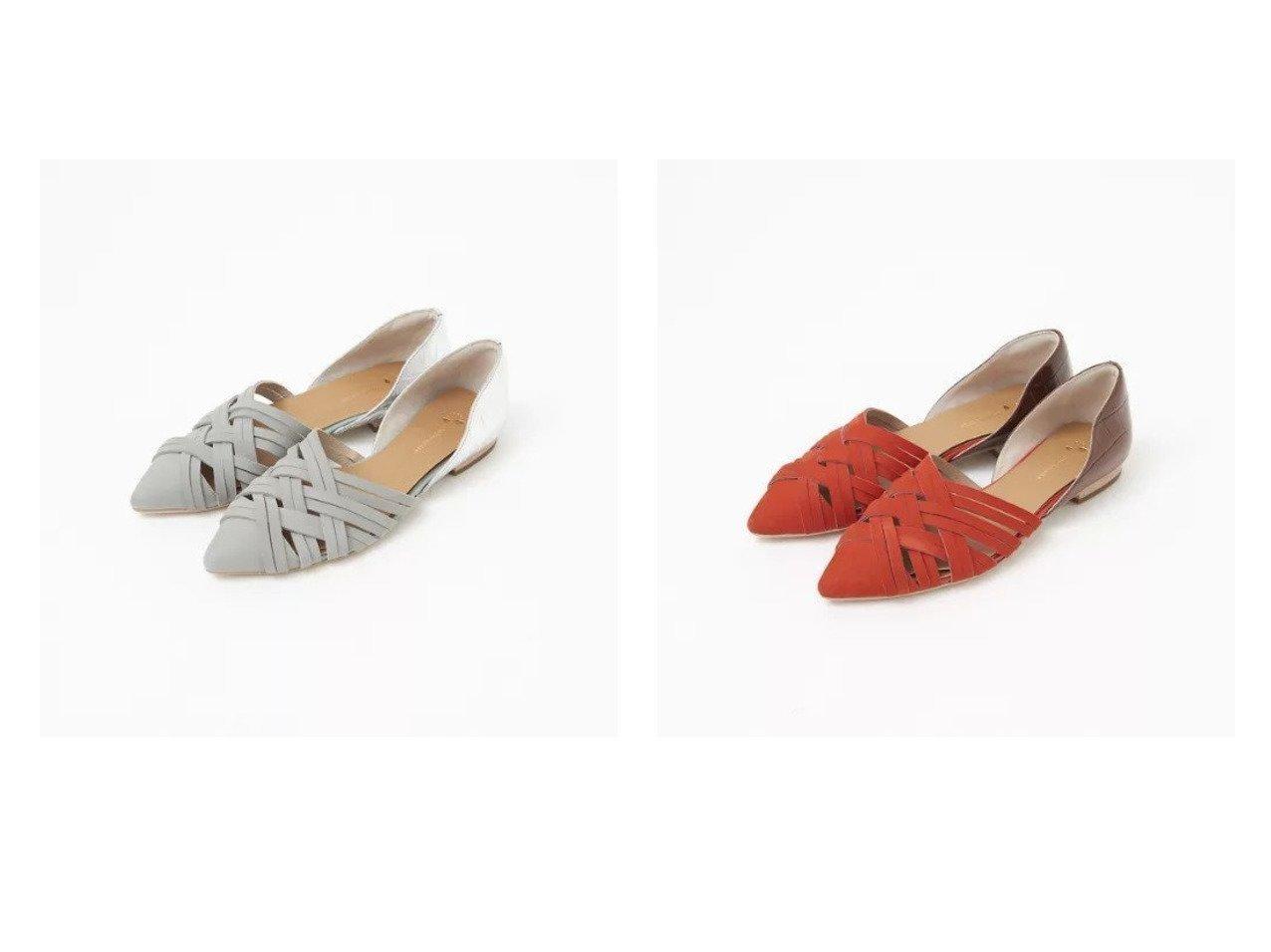 【Au BANNISTER/オゥ バニスター】のメッシュセパレートパンプス 【シューズ・靴】おすすめ!人気、トレンド・レディースファッションの通販 おすすめで人気の流行・トレンド、ファッションの通販商品 メンズファッション・キッズファッション・インテリア・家具・レディースファッション・服の通販 founy(ファニー) https://founy.com/ ファッション Fashion レディースファッション WOMEN クッション サマー シューズ セパレート デニム ドレス メッシュ リゾート |ID:crp329100000031448