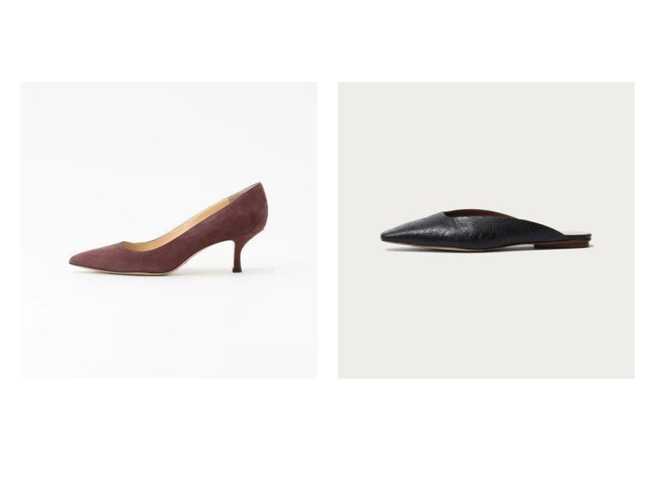【EPOCA THE SHOP/エポカ ザ ショップ】の【FABIO RUSCONI】カラーパンプス&【Odette e Odile/オデット エ オディール】のOFD スクエアミュール FLT10 【シューズ・靴】おすすめ!人気、トレンド・レディースファッションの通販 おすすめで人気の流行・トレンド、ファッションの通販商品 メンズファッション・キッズファッション・インテリア・家具・レディースファッション・服の通販 founy(ファニー) https://founy.com/ ファッション Fashion レディースファッション WOMEN シューズ スクエア フラット ペイズリー おすすめ Recommend イタリア シンプル フォルム 秋 Autumn/Fall |ID:crp329100000031449