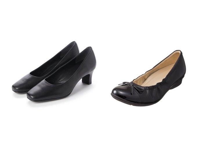【ASICS WALKING/アシックス ウォーキング】のペダラ WC109D 2E ヒール高2.0cm&【ing/イング】の【5cmヒール】ブラックパンプス 【シューズ・靴】おすすめ!人気、トレンド・レディースファッションの通販  おすすめファッション通販アイテム レディースファッション・服の通販 founy(ファニー) ファッション Fashion レディースファッション WOMEN 送料無料 Free Shipping エナメル クッション シューズ ハーフ フィット フェミニン リボン 雑誌 トレンド 定番 Standard バランス フォーマル ベーシック 日本製 Made in Japan |ID:crp329100000031937