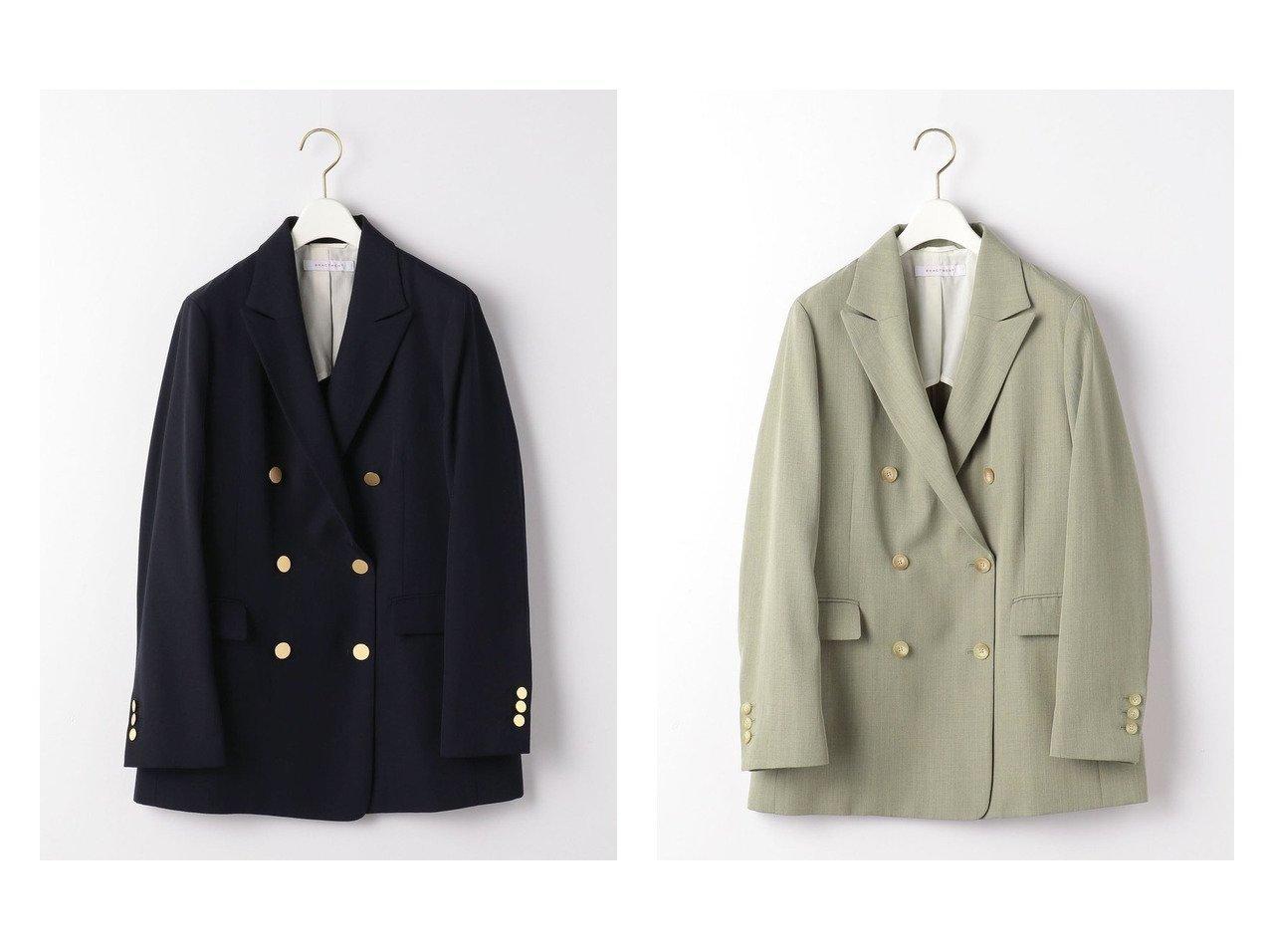 【green label relaxing / UNITED ARROWS/グリーンレーベル リラクシング / ユナイテッドアローズ】の『BRACTMENT(ブラクトメント)』Vi BOX ジャケット 【アウター】おすすめ!人気、トレンド・レディースファッションの通販  おすすめで人気の流行・トレンド、ファッションの通販商品 メンズファッション・キッズファッション・インテリア・家具・レディースファッション・服の通販 founy(ファニー) https://founy.com/ ファッション Fashion レディースファッション WOMEN アウター Coat Outerwear コート Coats ジャケット Jackets テーラードジャケット Tailored Jackets ジャケット セットアップ ツイル ネップ ベーシック リネン 2020年 2020 2021年 2021 S/S・春夏 SS・Spring/Summer 2020春夏・S/S SS・Spring/Summer/2020 2021春夏・S/S SS/Spring/Summer/2021 |ID:crp329100000032062