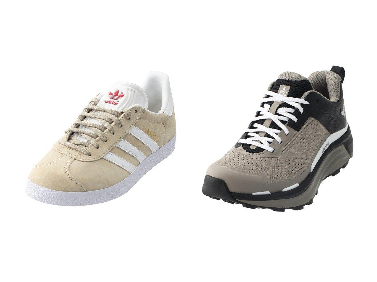 【JET/ジェット】の【adidas】GAZELLE スニーカー&【THE NORTH FACE/ザ ノース フェイス】のベクティブエンデュリススニーカー 【シューズ・靴】おすすめ!人気、トレンド・レディースファッションの通販  おすすめで人気の流行・トレンド、ファッションの通販商品 メンズファッション・キッズファッション・インテリア・家具・レディースファッション・服の通販 founy(ファニー) https://founy.com/ ファッション Fashion レディースファッション WOMEN スポーツウェア Sportswear スニーカー Sneakers スポーツ シューズ Shoes シューズ スニーカー スポーツ フィット レース |ID:crp329100000032103