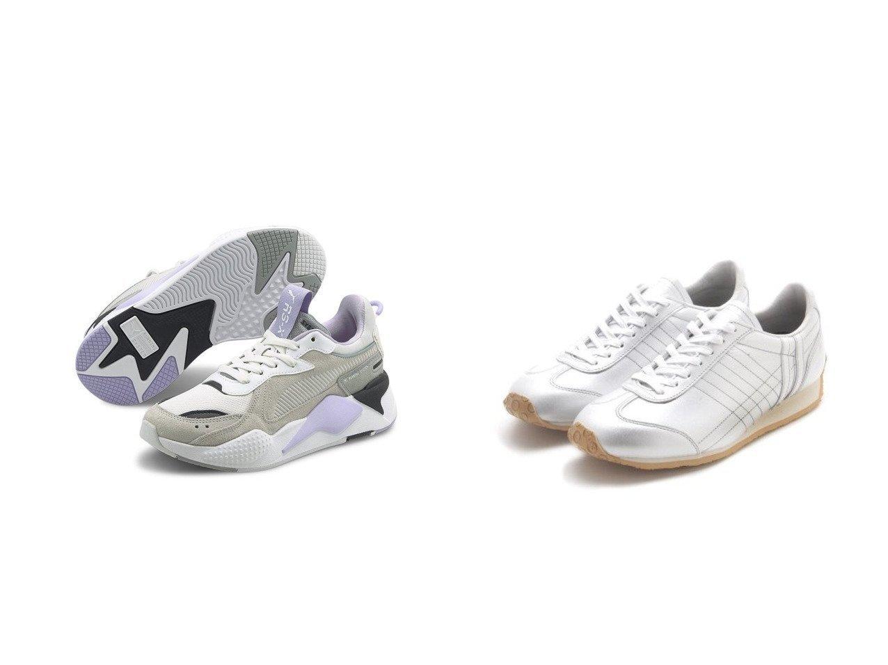 【emmi/エミ】の【PATRICK】L.PAMIR-WP&【PUMA/プーマ】のPUMA x emmi RS-X リインベント ウィメンズ スニーカー 【シューズ・靴】おすすめ!人気、トレンド・レディースファッションの通販  おすすめで人気の流行・トレンド、ファッションの通販商品 メンズファッション・キッズファッション・インテリア・家具・レディースファッション・服の通販 founy(ファニー) https://founy.com/ ファッション Fashion レディースファッション WOMEN シューズ スニーカー スリッポン 2021年 2021 2021春夏・S/S SS/Spring/Summer/2021 S/S・春夏 SS・Spring/Summer スタイリッシュ 人気 春 Spring |ID:crp329100000032104