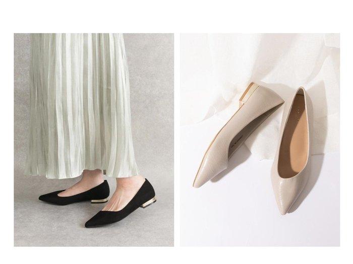【RANDA/ランダ】のストレスフリー/ポインテッドトゥローヒールパンプス 【シューズ・靴】おすすめ!人気、トレンド・レディースファッションの通販  おすすめファッション通販アイテム レディースファッション・服の通販 founy(ファニー) ファッション Fashion レディースファッション WOMEN NEW・新作・新着・新入荷 New Arrivals アシンメトリー クッション シューズ ライニング |ID:crp329100000032105