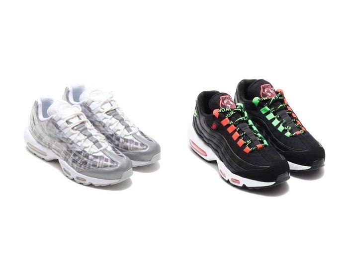 【NIKE/ナイキ】のNIKE W AIR MAX 95 SE WW&NIKE AIR MAX 95 【シューズ・靴】おすすめ!人気、トレンド・レディースファッションの通販  おすすめファッション通販アイテム レディースファッション・服の通販 founy(ファニー) ファッション Fashion レディースファッション WOMEN グラフィック シューズ スニーカー スリッポン スポーツ ランニング |ID:crp329100000032119