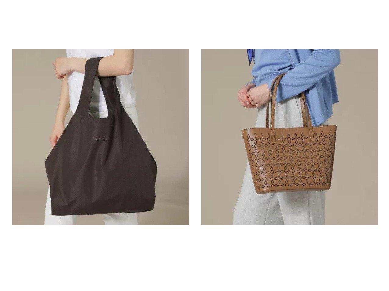 【MACKINTOSH LONDON/マッキントッシュ ロンドン】のアンドリュー柄マルシェエコバッグ&ANDREW柄レザーカットワークトート 【バッグ・鞄】おすすめ!人気、トレンド・レディースファッションの通販  おすすめで人気の流行・トレンド、ファッションの通販商品 メンズファッション・キッズファッション・インテリア・家具・レディースファッション・服の通販 founy(ファニー) https://founy.com/ ファッション Fashion レディースファッション WOMEN バッグ Bag コンパクト プリント ポケット 軽量 S/S・春夏 SS・Spring/Summer パターン ポーチ 春 Spring  ID:crp329100000032125