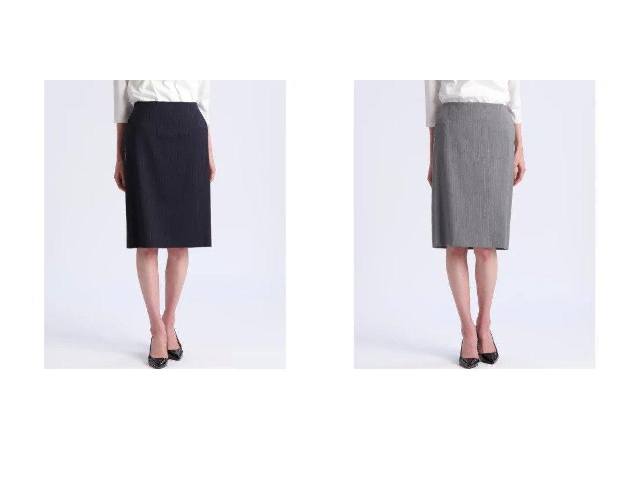 【INED/イネド】のシルクウールタイトスカート 【スカート】おすすめ!人気、トレンド・レディースファッションの通販 おすすめで人気の流行・トレンド、ファッションの通販商品 メンズファッション・キッズファッション・インテリア・家具・レディースファッション・服の通販 founy(ファニー) https://founy.com/ ファッション Fashion レディースファッション WOMEN スカート Skirt おすすめ Recommend シルク ジャケット ストライプ スマート タイトスカート |ID:crp329100000032370
