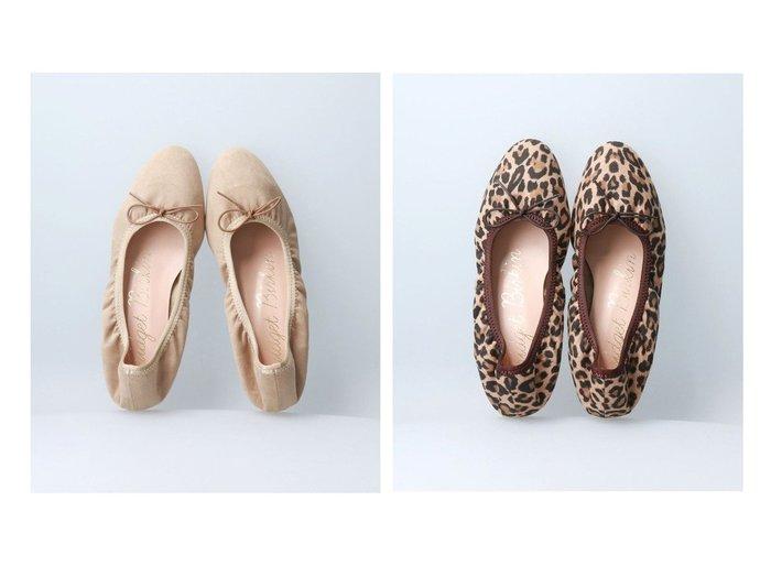 【Bridget Birkin/ブリジット バーキン】の【Bridget Birkin】ワンヒールバレエパンプス 【シューズ・靴】おすすめ!人気、トレンド・レディースファッションの通販 おすすめ人気トレンドファッション通販アイテム 人気、トレンドファッション・服の通販 founy(ファニー) ファッション Fashion レディースファッション WOMEN シューズ ダウン バレエ フィット 再入荷 Restock/Back in Stock/Re Arrival  ID:crp329100000032400