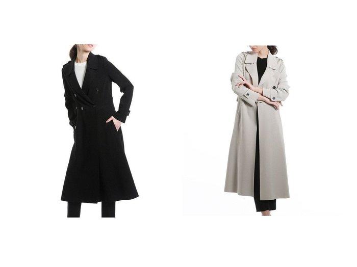 【EPOCA/エポカ】のビックカラーコート 【アウター】おすすめ!人気、トレンド・レディースファッションの通販 おすすめ人気トレンドファッション通販アイテム 人気、トレンドファッション・服の通販 founy(ファニー) ファッション Fashion レディースファッション WOMEN アウター Coat Outerwear コート Coats ミラノリブ |ID:crp329100000032422