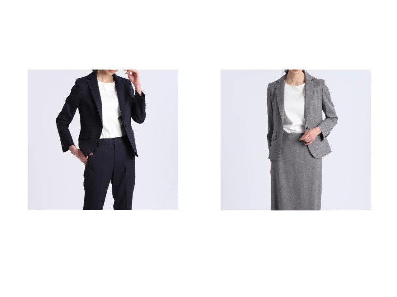 【INED/イネド】のシルクウールストライプジャケット 【アウター】おすすめ!人気、トレンド・レディースファッションの通販 おすすめで人気の流行・トレンド、ファッションの通販商品 メンズファッション・キッズファッション・インテリア・家具・レディースファッション・服の通販 founy(ファニー) https://founy.com/ ファッション Fashion レディースファッション WOMEN アウター Coat Outerwear ジャケット Jackets シルク ストライプ スマート ポケット ラグジュアリー |ID:crp329100000032427