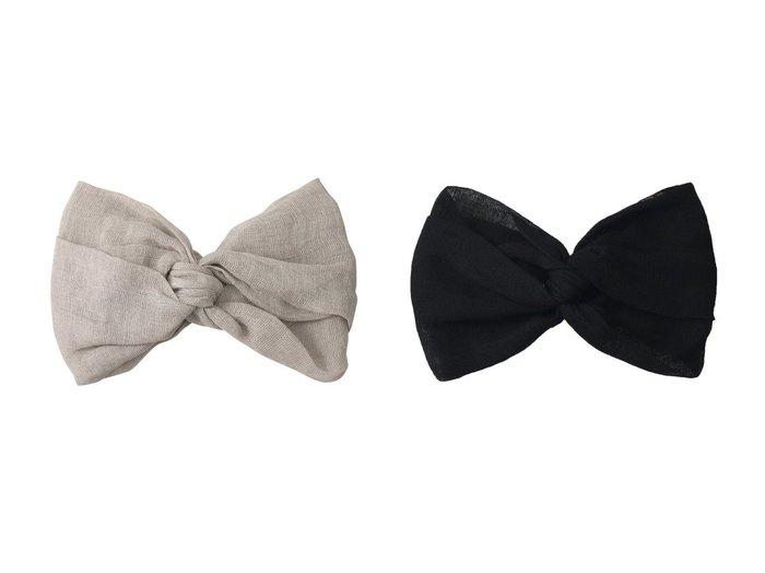【allureville/アルアバイル】の【La Maison de Lyllis】MUSUBI おすすめ!人気、トレンド・レディースファッションの通販 おすすめ人気トレンドファッション通販アイテム 人気、トレンドファッション・服の通販 founy(ファニー) ファッション Fashion レディースファッション WOMEN S/S・春夏 SS・Spring/Summer シェイプ ターバン ベーシック リボン 春 Spring |ID:crp329100000032544