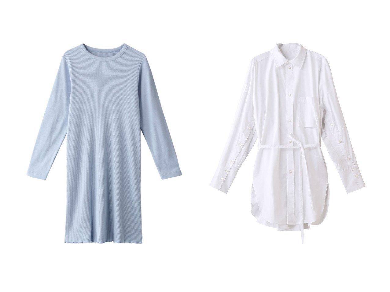 【KID BLUE/キッドブルー】の21ベアフライス&テレコチュニック&【MAISON SPECIAL/メゾンスペシャル】のオーバーチュニックシャツ 【トップス・カットソー】おすすめ!人気、トレンド・レディースファッションの通販 おすすめで人気の流行・トレンド、ファッションの通販商品 メンズファッション・キッズファッション・インテリア・家具・レディースファッション・服の通販 founy(ファニー) https://founy.com/ ファッション Fashion レディースファッション WOMEN トップス・カットソー Tops/Tshirt シャツ/ブラウス Shirts/Blouses おすすめ Recommend セットアップ チュニック テレコ リラックス レギンス 定番 Standard スリット スリーブ ロング  ID:crp329100000032685