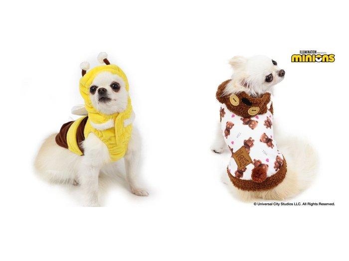 【PET PARADISE/ペットパラダイス】のペットパラダイス 蜂ふわパーカー〔中型犬〕&ミニオン ティムパーカー〔超小型犬・小型犬〕 おすすめ!人気、ペットグッズの通販 おすすめ人気トレンドファッション通販アイテム 人気、トレンドファッション・服の通販 founy(ファニー)  パーカー 犬 Dog ホームグッズ Home/Garden ペットグッズ Pet Supplies |ID:crp329100000032812
