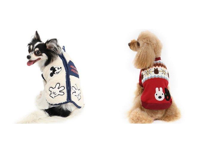 【PET PARADISE/ペットパラダイス】のディズニー ミッキーマウス ボタン目背開き ジップベスト〔小型犬〕&リサとガスパール ニット切替トレーナー 〔超小型・小型犬〕 おすすめ!人気、ペットグッズの通販 おすすめ人気トレンドファッション通販アイテム 人気、トレンドファッション・服の通販 founy(ファニー)  トレーナー パール 切替 犬 Dog ホームグッズ Home/Garden ペットグッズ Pet Supplies |ID:crp329100000032823