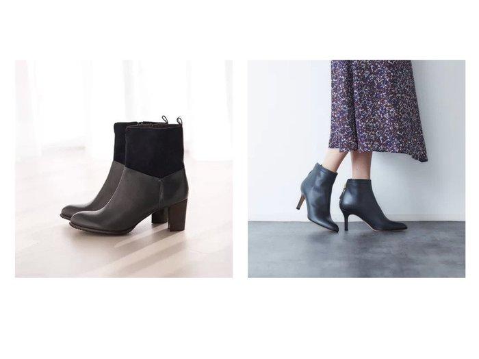 【Au BANNISTER/オゥ バニスター】の【スノーソール使用】ハイシャフトブーツ&【Rouge vif/ルージュ ヴィフ】のPELLICO ショートブーツ 【シューズ・靴】おすすめ!人気、トレンド・レディースファッションの通販 おすすめファッション通販アイテム レディースファッション・服の通販 founy(ファニー)  ファッション Fashion レディースファッション WOMEN A/W・秋冬 AW・Autumn/Winter・FW・Fall-Winter イタリア エレガント シューズ ショート ベーシック ミドル 人気 アンクル |ID:crp329100000032984