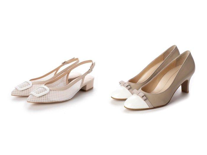 【MODE ET JACOMO/モード エ ジャコモ】の【3E】エナメルコンビリボンパンプス&チュールバックストラップパンプス 【シューズ・靴】おすすめ!人気、トレンド・レディースファッションの通販 おすすめ人気トレンドファッション通販アイテム 人気、トレンドファッション・服の通販 founy(ファニー) ファッション Fashion レディースファッション WOMEN バッグ Bag 送料無料 Free Shipping エナメル グログラン シューズ フォーム リボン 日本製 Made in Japan |ID:crp329100000033004