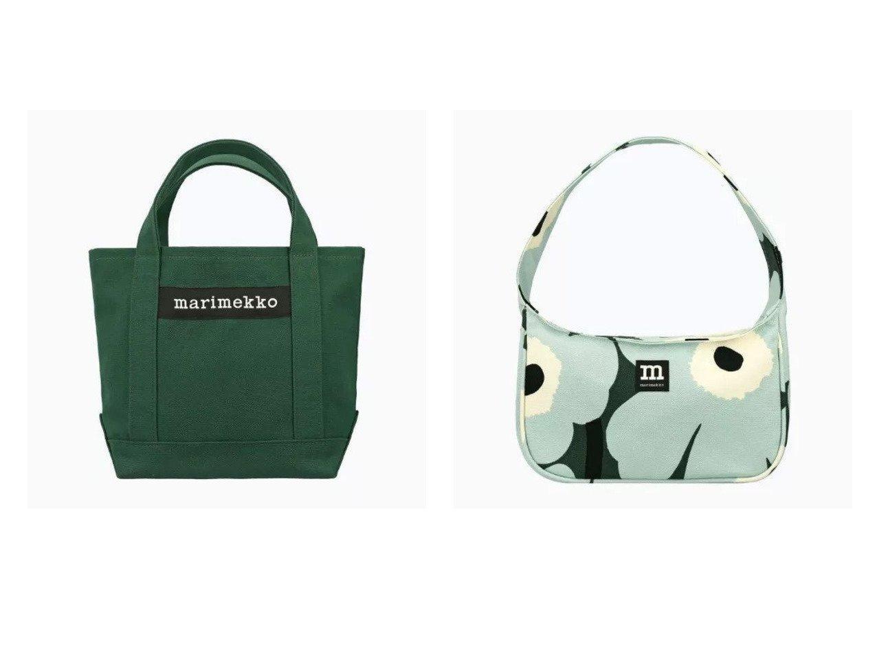 【marimekko/マリメッコ】のSeidi トートバッグ&Kaenkukka Pieni Unikko 2 バッグ 【バッグ・鞄】おすすめ!人気、トレンド・レディースファッションの通販 おすすめで人気の流行・トレンド、ファッションの通販商品 メンズファッション・キッズファッション・インテリア・家具・レディースファッション・服の通販 founy(ファニー) https://founy.com/ ファッション Fashion レディースファッション WOMEN バッグ Bag キャンバス フロント ポケット ワンポイント  ID:crp329100000033042