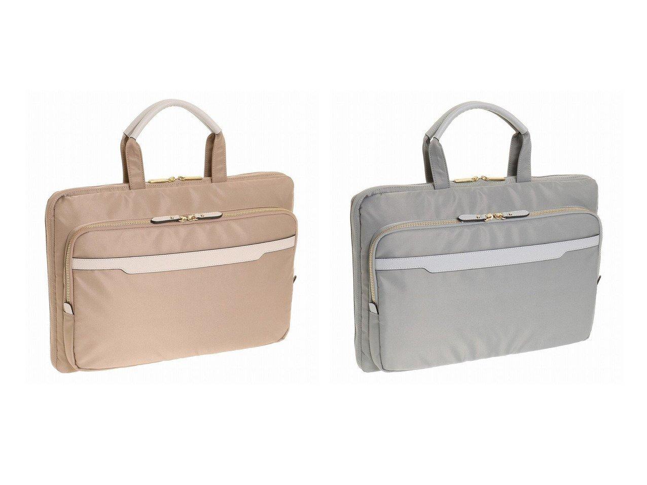 【ACE BAGS & LUGGAGE/エースバッグズアンドラゲッジ】の≪ace. リモフィス≫PC レディースビジネス B4 15.6インチ 10311 【バッグ・鞄】おすすめ!人気、トレンド・レディースファッションの通販 おすすめで人気の流行・トレンド、ファッションの通販商品 メンズファッション・キッズファッション・インテリア・家具・レディースファッション・服の通販 founy(ファニー) https://founy.com/ ファッション Fashion レディースファッション WOMEN 送料無料 Free Shipping インナー ストライプ セットアップ ポケット リュック 再入荷 Restock/Back in Stock/Re Arrival  ID:crp329100000033055