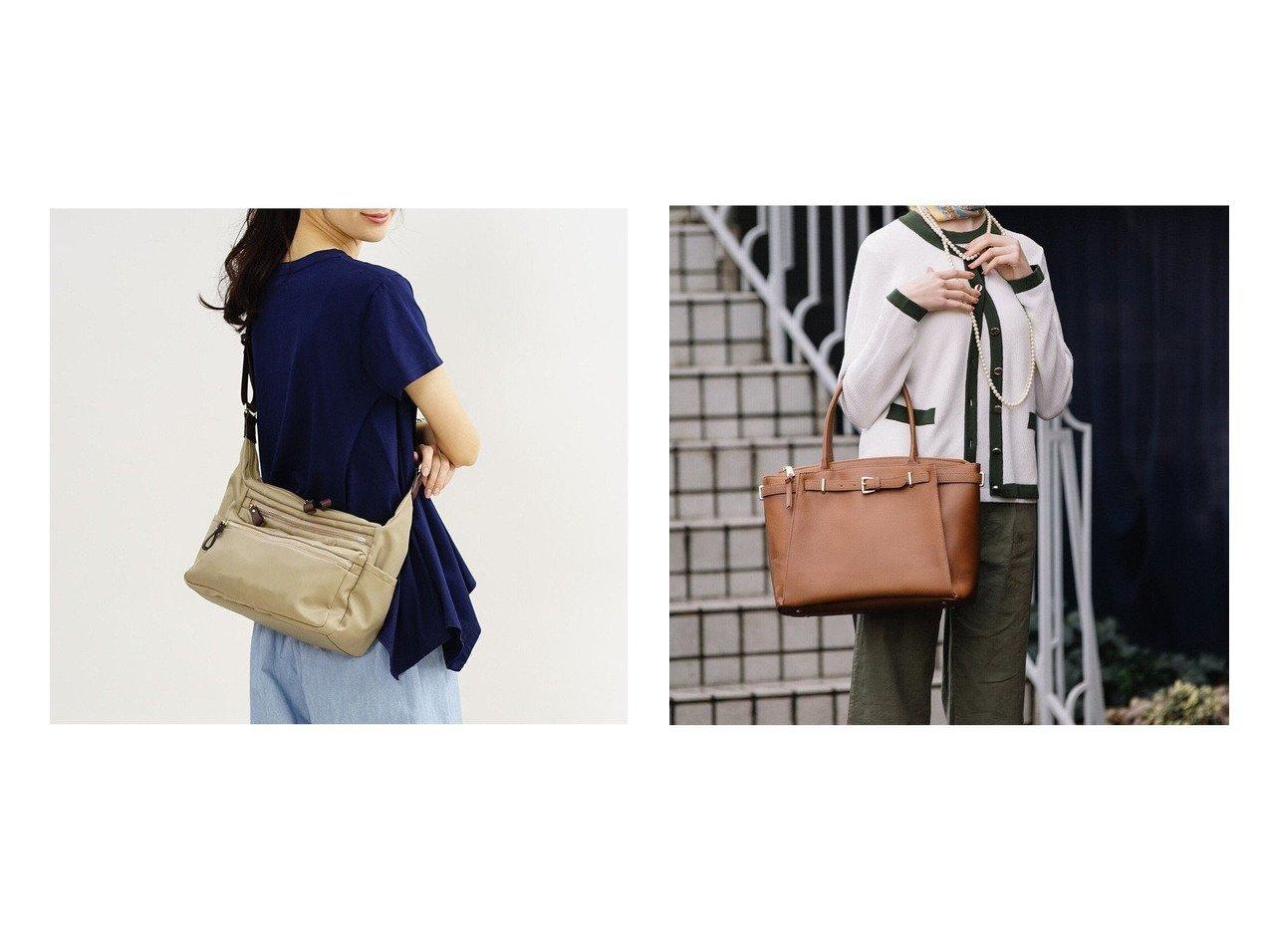 【UNBILLION/アンビリオン】のペルケ チェンジベルトA4トートバッグ&【SAC/サック】のダブルファスナー ナイロンショルダーバッグ SAC unit 【バッグ・鞄】おすすめ!人気、トレンド・レディースファッションの通販 おすすめで人気の流行・トレンド、ファッションの通販商品 メンズファッション・キッズファッション・インテリア・家具・レディースファッション・服の通販 founy(ファニー) https://founy.com/ ファッション Fashion レディースファッション WOMEN バッグ Bag ベルト Belts 軽量 ダブル ポケット 送料無料 Free Shipping おすすめ Recommend  ID:crp329100000033057
