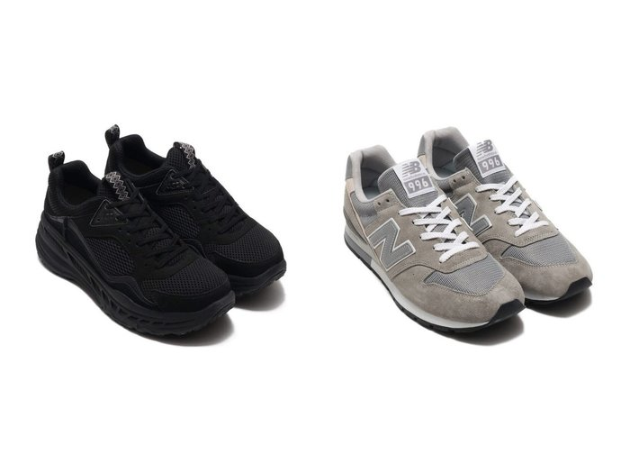 【new balance/ニューバランス】のNew Balance CM996BG&【UGG Australia/アグ】のUGG CA805 Mesh 【シューズ・靴】おすすめ!人気、トレンド・レディースファッションの通販  おすすめ人気トレンドファッション通販アイテム 人気、トレンドファッション・服の通販 founy(ファニー) ファッション Fashion レディースファッション WOMEN シューズ スニーカー スリッポン |ID:crp329100000033305