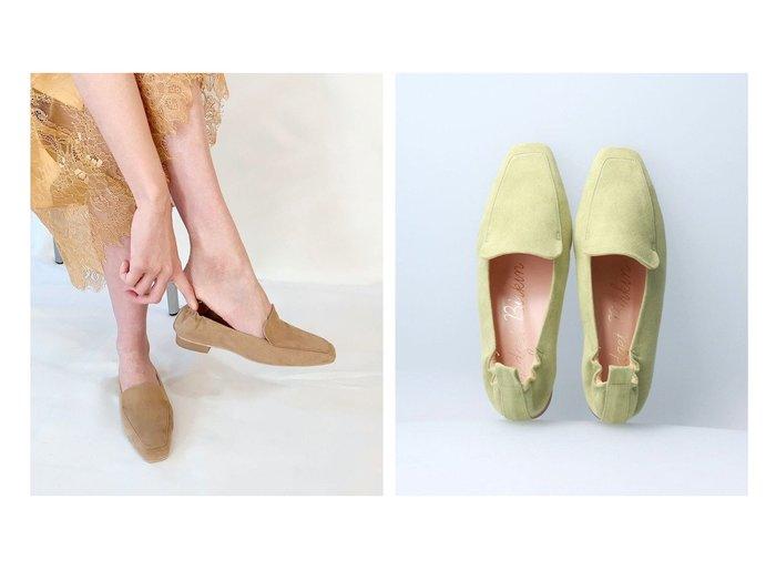 【Bridget Birkin/ブリジット バーキン】の【Bridget Birkin】クシュクシュカジュアルシンプルローファー 【シューズ・靴】おすすめ!人気、トレンド・レディースファッションの通販  おすすめ人気トレンドファッション通販アイテム 人気、トレンドファッション・服の通販 founy(ファニー) ファッション Fashion レディースファッション WOMEN 送料無料 Free Shipping シューズ ドレス フィット 再入荷 Restock/Back in Stock/Re Arrival  ID:crp329100000033308