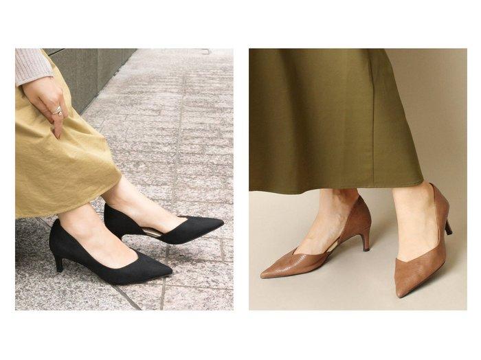 【RANDA/ランダ】のストレスフリー/サイドオープンポインテッドトゥパンプス 【シューズ・靴】おすすめ!人気、トレンド・レディースファッションの通販 おすすめ人気トレンドファッション通販アイテム 人気、トレンドファッション・服の通販 founy(ファニー) ファッション Fashion レディースファッション WOMEN NEW・新作・新着・新入荷 New Arrivals カッティング クッション シューズ |ID:crp329100000033662