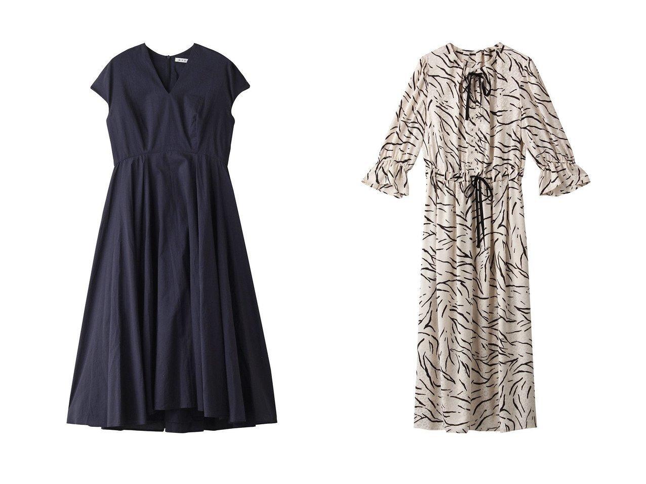 【martinique/マルティニーク】の【MARIHA】別注 春の月のドレス&【MUVEIL/ミュベール】のゼブラプリントワンピース 【ワンピース・ドレス】おすすめ!人気、トレンド・レディースファッションの通販 おすすめで人気の流行・トレンド、ファッションの通販商品 メンズファッション・キッズファッション・インテリア・家具・レディースファッション・服の通販 founy(ファニー) https://founy.com/ ファッション Fashion レディースファッション WOMEN ワンピース Dress ドレス Party Dresses エアリー ドレス パーティ フィット フレア ロング 再入荷 Restock/Back in Stock/Re Arrival 別注 春 Spring アンダー プリント |ID:crp329100000033726