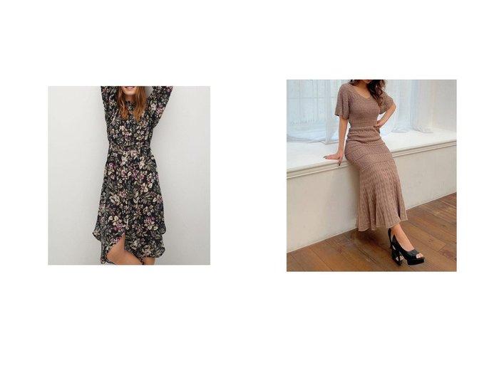 【MANGO/マンゴ】のロングワンピース .-- FARM&【RESEXXY/リゼクシー】のクロシェ調バックリボンワンピース 【ワンピース・ドレス】おすすめ!人気、トレンド・レディースファッションの通販 おすすめファッション通販アイテム レディースファッション・服の通販 founy(ファニー)  ファッション Fashion レディースファッション WOMEN ワンピース Dress エアリー スリット フロント ラウンド ループ ロング S/S・春夏 SS・Spring/Summer インナー クロシェ フィット マーメイド 春 Spring |ID:crp329100000033755