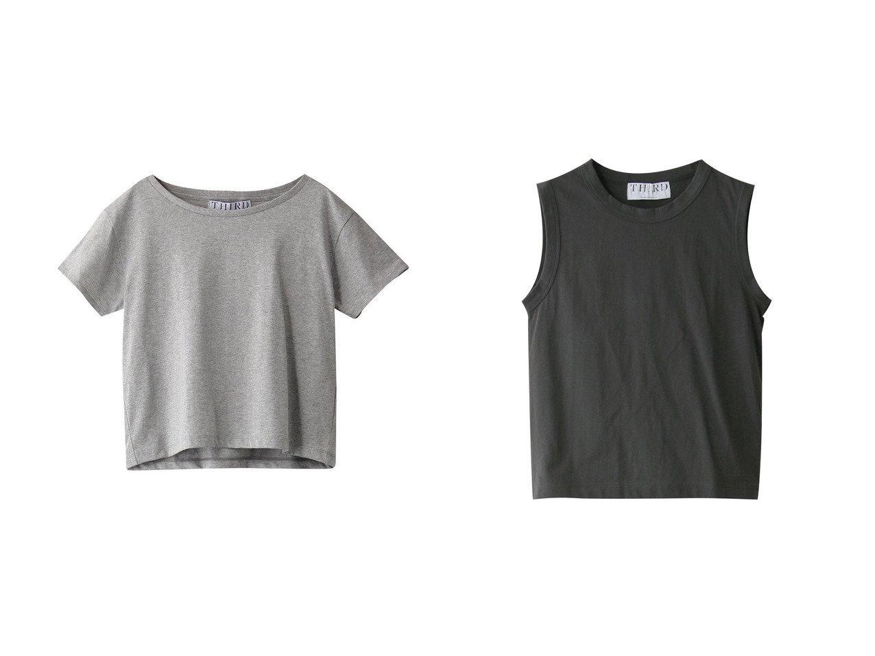 【THIRD MAGAZINE/サードマガジン】の天竺ショートスリーブTシャツ&天竺ノースリーブTシャツ 【トップス・カットソー】おすすめ!人気、トレンド・レディースファッションの通販 おすすめで人気の流行・トレンド、ファッションの通販商品 メンズファッション・キッズファッション・インテリア・家具・レディースファッション・服の通販 founy(ファニー) https://founy.com/ ファッション Fashion レディースファッション WOMEN トップス・カットソー Tops/Tshirt シャツ/ブラウス Shirts/Blouses ロング / Tシャツ T-Shirts カットソー Cut and Sewn キャミソール / ノースリーブ No Sleeves ショート シンプル スリーブ ベーシック 半袖 キャミソール コンパクト タンク ノースリーブ |ID:crp329100000033759