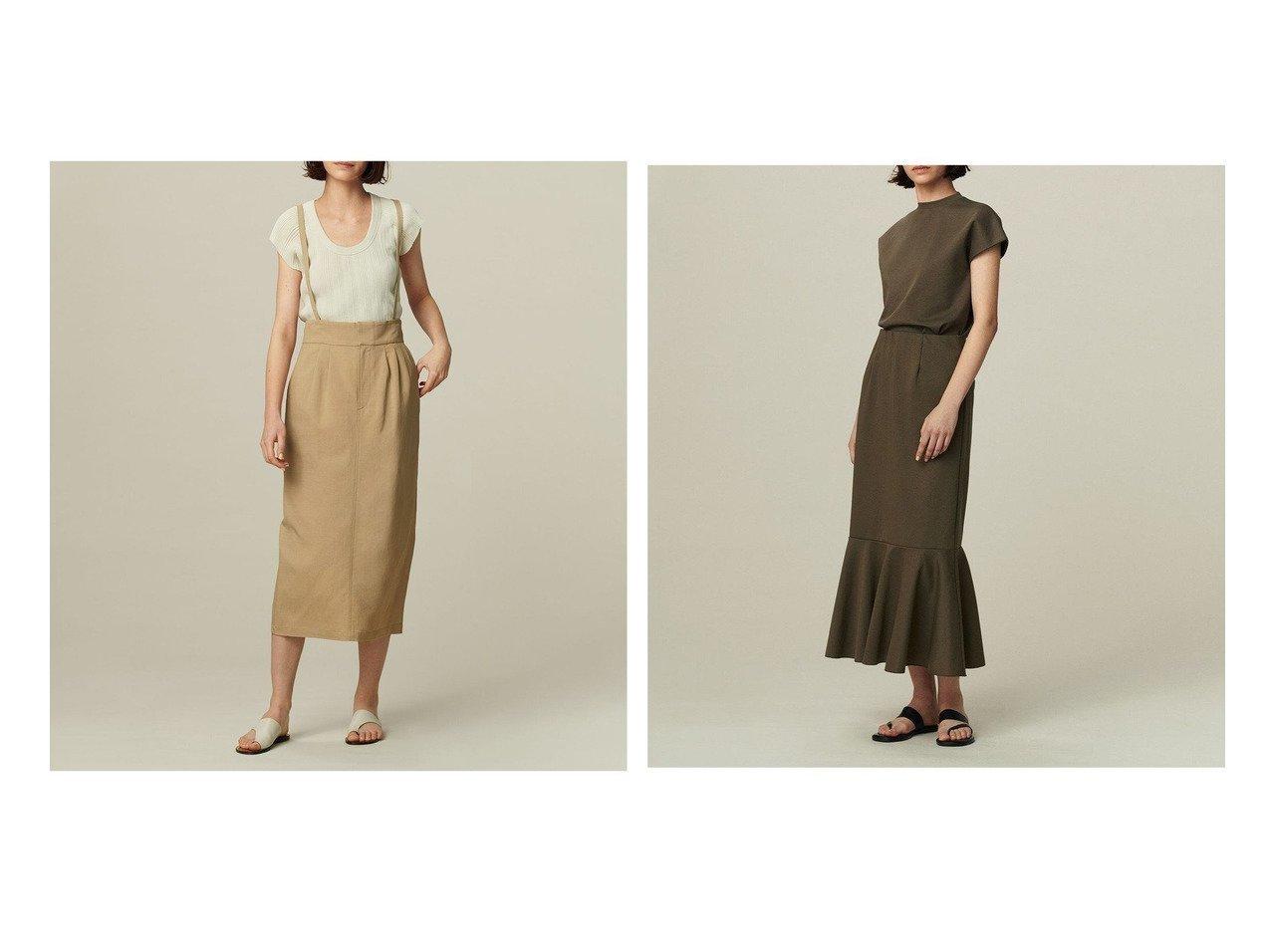 【uncrave/アンクレイヴ】のダブルフェイスジャージー マーメイドスカート&クリスピーリネン サスペンダースカート 【スカート】おすすめ!人気、トレンド・レディースファッションの通販  おすすめで人気の流行・トレンド、ファッションの通販商品 メンズファッション・キッズファッション・インテリア・家具・レディースファッション・服の通販 founy(ファニー) https://founy.com/ ファッション Fashion レディースファッション WOMEN スカート Skirt オックス 春 Spring 秋 Autumn/Fall サスペンダー ストレッチ 雑誌 定番 Standard 人気 フラップ ポケット 2021年 2021 再入荷 Restock/Back in Stock/Re Arrival S/S・春夏 SS・Spring/Summer 2021春夏・S/S SS/Spring/Summer/2021 送料無料 Free Shipping 日本製 Made in Japan シルケット ジャージー セットアップ マーメイド |ID:crp329100000033949