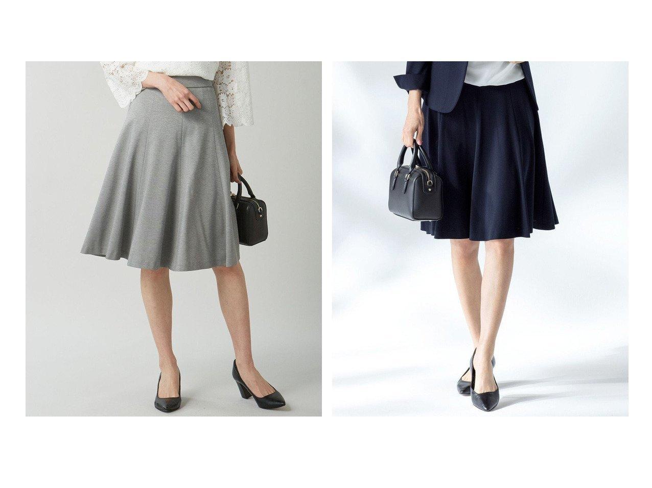 【KUMIKYOKU/組曲】の【セットアップ対応】E コンパクトモクロディ フレアスカート 【スカート】おすすめ!人気、トレンド・レディースファッションの通販  おすすめで人気の流行・トレンド、ファッションの通販商品 メンズファッション・キッズファッション・インテリア・家具・レディースファッション・服の通販 founy(ファニー) https://founy.com/ ファッション Fashion レディースファッション WOMEN セットアップ Setup スカート Skirt スカート Skirt Aライン/フレアスカート Flared A-Line Skirts アンサンブル 洗える 今季 軽量 シルク ジャケット ジャージ ストレッチ セットアップ ドレープ フレア 2021年 2021 再入荷 Restock/Back in Stock/Re Arrival S/S・春夏 SS・Spring/Summer 2021春夏・S/S SS/Spring/Summer/2021 送料無料 Free Shipping おすすめ Recommend |ID:crp329100000033950
