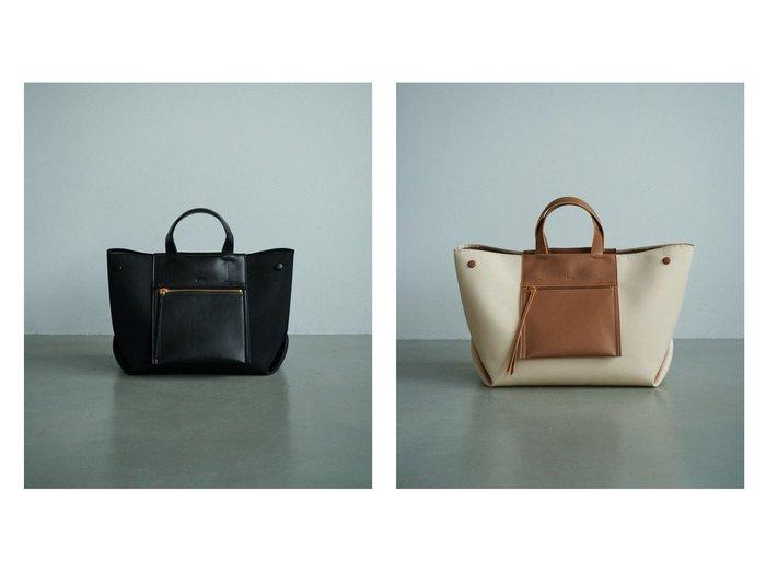 【ROPE'/ロペ】の【E POR】【A4対応】D BAG Large&【E POR】D BAG Medium 【バッグ・鞄】おすすめ!人気、トレンド・レディースファッションの通販   おすすめファッション通販アイテム インテリア・キッズ・メンズ・レディースファッション・服の通販 founy(ファニー) https://founy.com/ ファッション Fashion レディースファッション WOMEN アウトドア イエロー 軽量 ハンドバッグ フォルム ベーシック ボンディング ポーチ おすすめ Recommend |ID:crp329100000033981