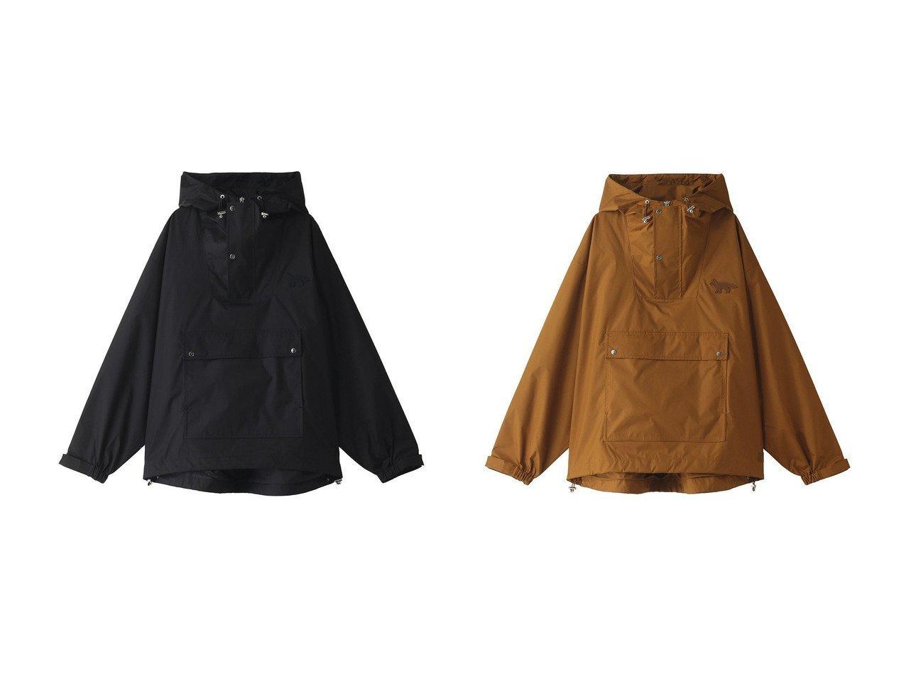 【PUMA/プーマ】の【UNISEX】【PUMA x MAISON KITSUNE】アノラック 【アウター】おすすめ!人気、トレンド・レディースファッションの通販   おすすめで人気の流行・トレンド、ファッションの通販商品 メンズファッション・キッズファッション・インテリア・家具・レディースファッション・服の通販 founy(ファニー) https://founy.com/ ファッション Fashion レディースファッション WOMEN アウター Coat Outerwear ジャケット Jackets UNISEX シンプル ジャケット フロント |ID:crp329100000033986