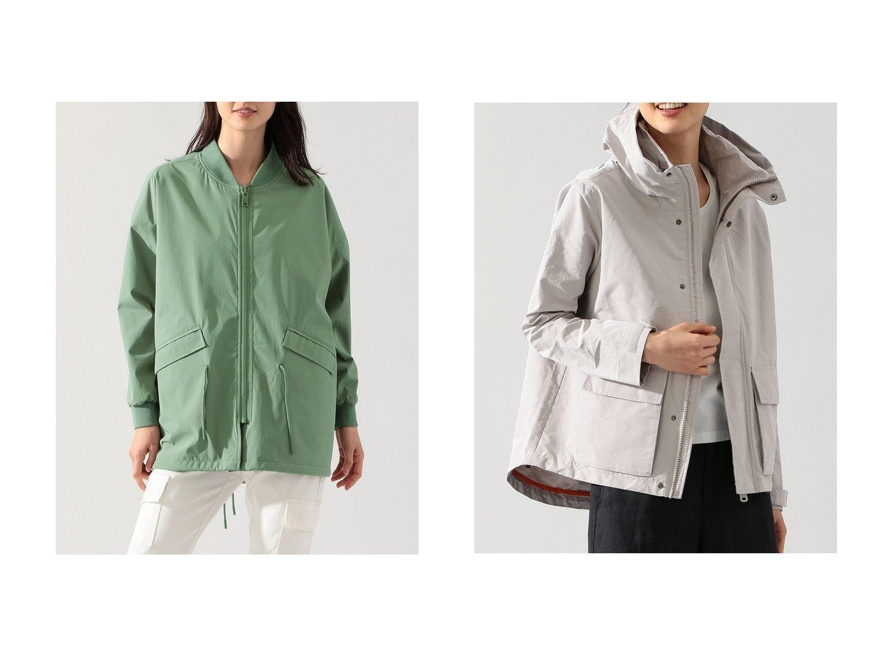 【ECOALF/エコアルフ】のKELP REVERSIBLE JACKET WOMAN&REEF フーデット ジャケット REEF JACKET WOMAN 【アウター】おすすめ!人気、トレンド・レディースファッションの通販   おすすめで人気の流行・トレンド、ファッションの通販商品 メンズファッション・キッズファッション・インテリア・家具・レディースファッション・服の通販 founy(ファニー) https://founy.com/ ファッション Fashion レディースファッション WOMEN アウター Coat Outerwear ジャケット Jackets ブルゾン Blouson/Jackets ジャケット ブルゾン モダン リバーシブル 再入荷 Restock/Back in Stock/Re Arrival |ID:crp329100000033989
