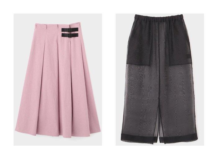 【LE PHIL/ル フィル】の綿麻ツイルスカート&シアーオーガンジースカート 【スカート】おすすめ!人気、トレンド・レディースファッションの通販 おすすめファッション通販アイテム インテリア・キッズ・メンズ・レディースファッション・服の通販 founy(ファニー) https://founy.com/ ファッション Fashion レディースファッション WOMEN スカート Skirt ロングスカート Long Skirt おすすめ Recommend キルト クラシカル シンプル セットアップ マキシ モダン ランダム ロング |ID:crp329100000034148
