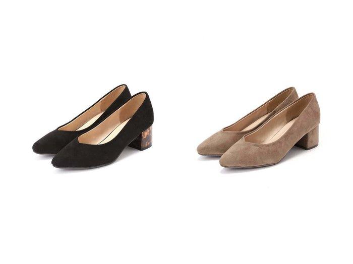 【FREE'S MART/フリーズマート】のベーシックパンプス 【シューズ・靴】おすすめ!人気、トレンド・レディースファッションの通販 おすすめ人気トレンドファッション通販アイテム 人気、トレンドファッション・服の通販 founy(ファニー) ファッション Fashion レディースファッション WOMEN おすすめ Recommend フェイクスエード ベーシック ミドル |ID:crp329100000034193
