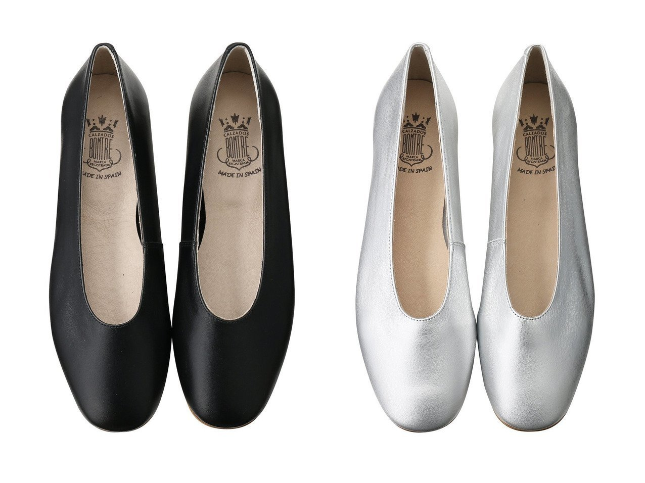 【Esmeralda/エスメラルダ】の【BONTRE】ソフトフラットパンプス 【シューズ・靴】おすすめ!人気、トレンド・レディースファッションの通販  おすすめで人気の流行・トレンド、ファッションの通販商品 メンズファッション・キッズファッション・インテリア・家具・レディースファッション・服の通販 founy(ファニー) https://founy.com/ ファッション Fashion レディースファッション WOMEN シューズ フラット |ID:crp329100000034616