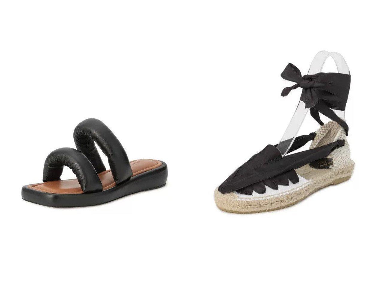【REJINA PYO/レジーナピョウ】のBILLIE SANDALS 30mm&【YLEVE/イレーヴ】のLA MANUAL ALPARGATERA別注 エスパドリュー 【シューズ・靴】おすすめ!人気、トレンド・レディースファッションの通販  おすすめで人気の流行・トレンド、ファッションの通販商品 メンズファッション・キッズファッション・インテリア・家具・レディースファッション・服の通販 founy(ファニー) https://founy.com/ ファッション Fashion レディースファッション WOMEN 2021年 2021 2021春夏・S/S SS/Spring/Summer/2021 S/S・春夏 SS・Spring/Summer クッション サンダル シューズ フィット 別注 ラップ リゾート |ID:crp329100000034624