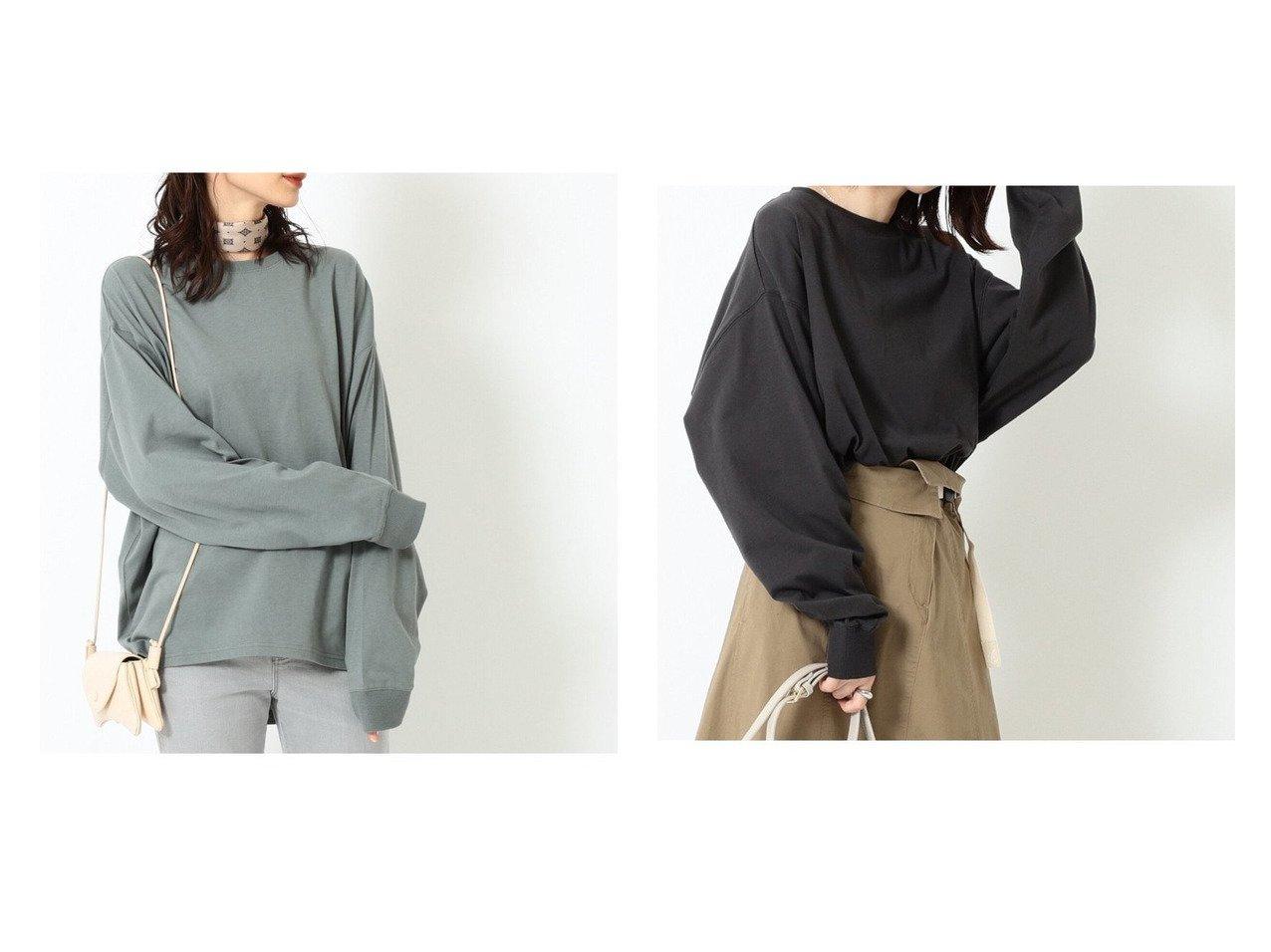 【B:MING by BEAMS/ビーミング by ビームス】のオーガニックコットン ロングスリーブ Tシャツ 21SS 【トップス・カットソー】おすすめ!人気、トレンド・レディースファッションの通販 おすすめで人気の流行・トレンド、ファッションの通販商品 メンズファッション・キッズファッション・インテリア・家具・レディースファッション・服の通販 founy(ファニー) https://founy.com/ ファッション Fashion レディースファッション WOMEN トップス・カットソー Tops/Tshirt シャツ/ブラウス Shirts/Blouses ロング / Tシャツ T-Shirts カットソー Cut and Sewn 2021年 2021 2021春夏・S/S SS/Spring/Summer/2021 S/S・春夏 SS・Spring/Summer おすすめ Recommend カットソー ショルダー スウェット スリーブ ドロップ ベスト ロング |ID:crp329100000034743