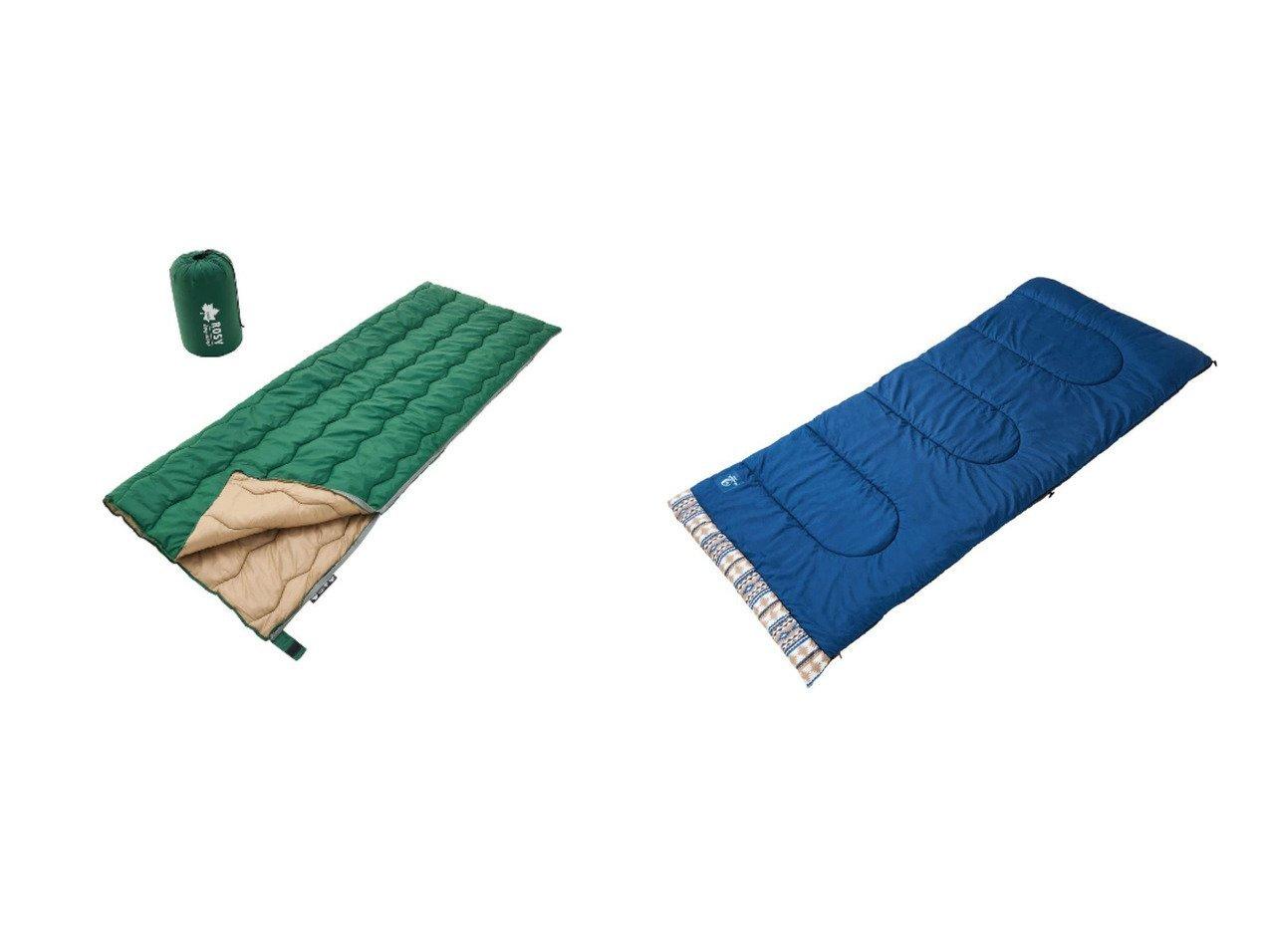 【Whole Earth/ホールアース】のシュラフ ラルゴ 5 WE23DE26 NVY&【LOGOS/ロゴス】のシュラフ 寝袋 封筒型 化繊 ROSY 丸洗い寝袋・6 72600611 おすすめ!人気キャンプ・アウトドア用品の通販 おすすめで人気の流行・トレンド、ファッションの通販商品 メンズファッション・キッズファッション・インテリア・家具・レディースファッション・服の通販 founy(ファニー) https://founy.com/ クッション 軽量 S/S・春夏 SS・Spring/Summer 春 Spring ホーム・キャンプ・アウトドア Home,Garden,Outdoor,Camping Gear キャンプ用品・アウトドア  Camping Gear & Outdoor Supplies 寝具 シュラフ 枕 Schlaf, Sleeping bag, Pillow |ID:crp329100000034782